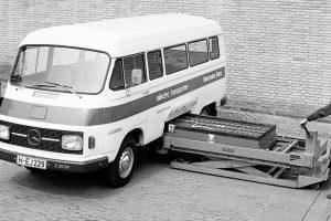 تفاصيل و صور عن أول شاحنة كهربائية قامت شركة مرسيدس بإنتاجها