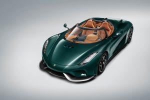 بالصور الكشف عن نسختين إنتاجيتين من سيارة ريجيرا الجديدة في معرض جنيف للسيارات