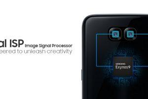 شركة سامسونج تعلن عن إستخدامها للكاميرا المزدوجة في أجهزتها القادمة
