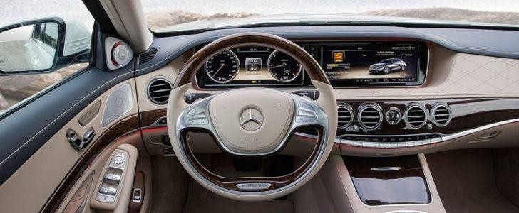 بالصور تعديلات سيارة مرسيدس S-Class بواسطة Prior Design