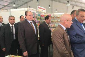 معرض مدينة الشيخ زايد للكتاب يتم إفتتاحة اليوم بواسطة إتحاد الناشرين المصريين
