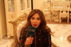 الفنانة مي القاضي تكشف عن أدوارها في مسلسلات السباق الرمضاني 2017