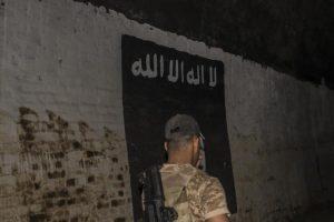 القوات العراقية تعيد السيطرة الرمزية للحكومة العراقية على مدينة الموصل