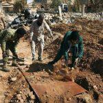 الأمم المتحدة تدعو للتحقيق في قيام قوات حفتر بنبش القبور والتمثيل بالجثث