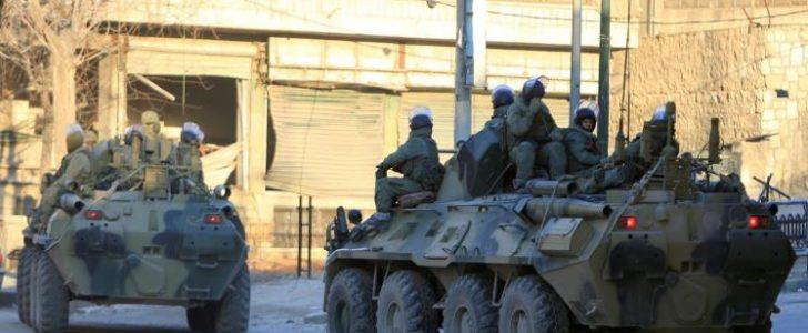 وحدات حماية الشعب الكردي تكشف عن تنسيقها لإقامة قاعدة روسية جديدة في سوريا