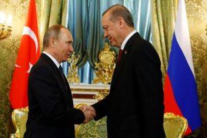 موسكو تشهد قمة روسية تركية… والصراع الدائر في سوريا على قمة الحاضرين