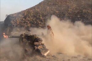 تجدد حرب الإستنزاف بين الجيش الوطني اليمني والحوثيين بمديرية نهم