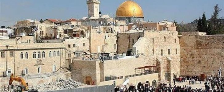 الشرطة الإسرائيلية تشن حملة اعتقالات تطال ثلاث حراس للمسجد الأقصى
