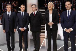 مرشح اليمين الفرنسي يستدعي جماعة الإخوان المسلمين في مناظرة رئاسية