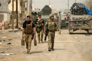 تقدم محدود للقوات العراقية في الموصل على الرغم من دعم التحالف الدولي