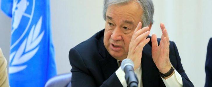 الأمين العام للأمم المتحدة يبنأى بنفسه عن تقرير أممي يتهم إسرائيل بالعنصرية