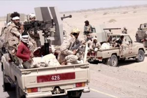 الجيش الوطني اليمني وغارات للتحالف العربي توقع عشرات القتلى من عناصر الحوثي وصالح