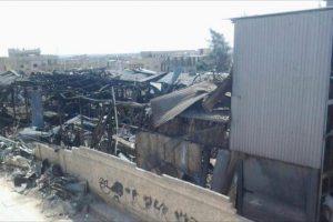 غارات للتحالف الدولي على مدينة الرقة تقتل أكثر من مائة  مدني، والتحالف يعلن التحقيق في الحادث