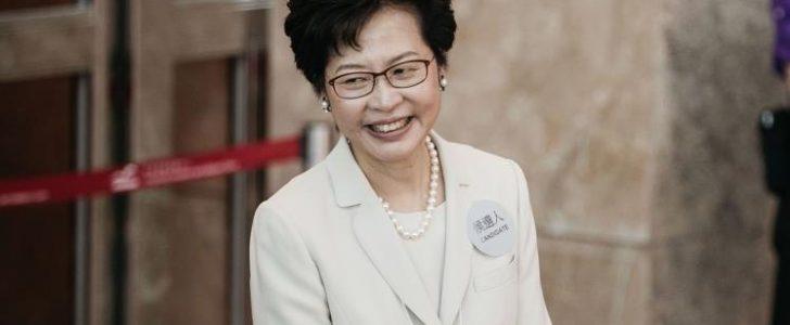 فوز كاري لام الموالية للصين بانتخابات الرئاسة التنفيذية في هونغ كونغ