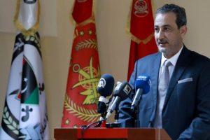 رئاسة الأركان الليبية التابعة لحكومة الوفاق تتبنى سرايا الدفاع عن بنغازي
