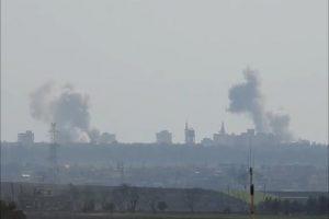 مناطق المعارضة السورية تتعرض لمزيد من عمليات القصف الجوي للمقاتلات الروسية والسورية