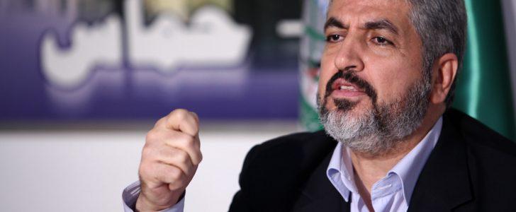خالد مشعل يتهم إسرائيل باغتيال القائد العسكري بحركة حماس مازن فقها