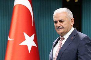 رئيس الحكومة التركية يبعث برقية عزاء لنظيرته البريطانية بخصوص هجوم لندن