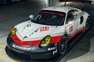 تفاصيل عن خطط بورش المستقبلية في توفير 911 بمحرك وسطي