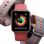 أحزمة ملونة جديدة قادمة من آبل للساعة الذكية الخاصة بها Apple Watch
