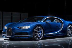 بالصور شركة بوقاتي تكشف عن أحدث سياراتها التي تحمل إسم Bleu Royale