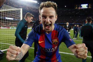 رسمياً: برشلونة يجدد عقد راكيتيتش