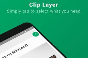 معلومات عن تطبيق Clip Layer الخاص بنسخ النصوص لهواتف الاندرويد