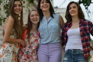 معلومات عن الممثلة بورجو أوزبيرك بطلة مسلسل بنات الشمس