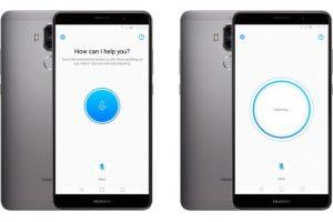المساعد الرقمي Alexa متوفر في هاتف Huawei Mate 9 بالتحديث الجديد