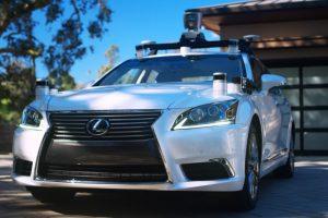 مركز TRI التابع لشركة تويوتا يكشف عن سيارة ذاتية القيادة بالكامل