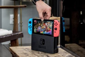 بعد أسبوع من إطلاق جهاز Nintendo Switch المبيعات تحطم الأرقام القياسية