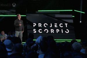شركة مايكروسوفت تنشيء صفحة في متجرها لجهاز Project Scorpio