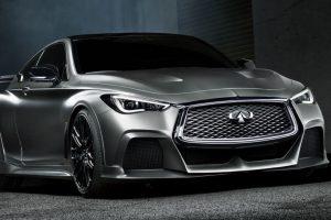 بالصور سيارة Q60 Black S الإختبارية وتوقعات الكشف عنها في MWC 2017