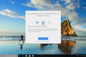 أحدث التفاصيل حول نظام شركة مايكروسوفت الجديد Windows 10 Cloud