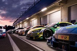 بالصور شركة أودي تقوم بالكشف عن سياراتها الخاصة بسباقات DTM لعام 2017