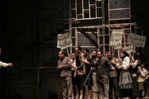 احتفالا بأعياد تحرير سيناء عروض البيت على مختلف مسارحه تعرض بالمجان للجمهور