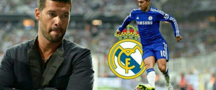 بالاك يتحدث عن المشاكل المتوقعة حال انتقال هازارد إلى ريال مدريد