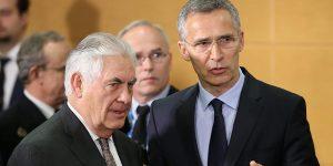 وزير الخارجية الأمريكي يدعو دول حلف الناتو لزيادة نفقاتها الدفاعية في التحالف