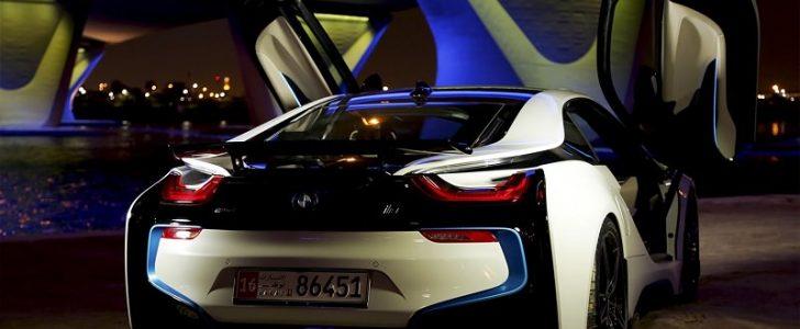 احدث التفاصيل التي تتحدث عن سيارة BMW i8 المذهلة