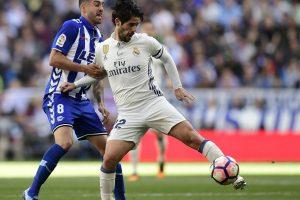 ريال ينوي تجديد عقد إيسكو بناء على رغبة زيدان