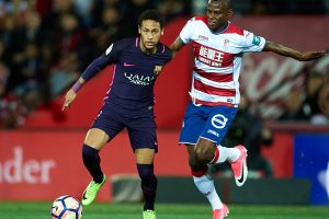 نيمار يصل إلى هدفه رقم 100 بقميص برشلونة