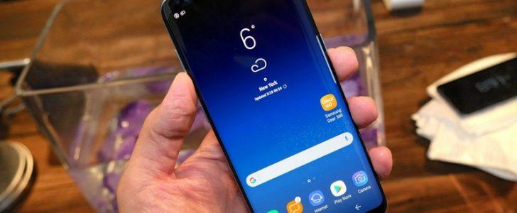 تقرير عن تصريح سامسونج بتقديم كافة الحجوزات التي وصل إليها هاتف Galaxy S8