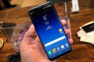 تفاصيل عن كمية الطلبات المسبقة التي حصل عليها هاتف Galaxy S8 خلال أسبوع