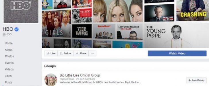 الفيسبوك تضيف خاصية التبويب للصفحات العامة