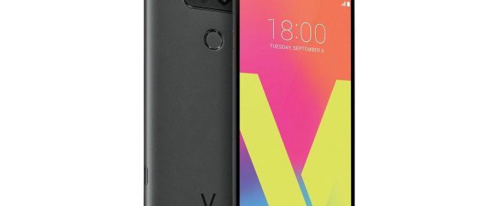 تساؤلات تشير حول الشاشة التي سوف يأتي بها الهاتف LG V30