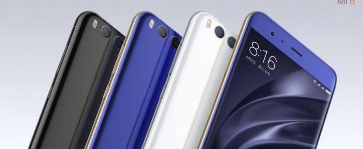 بالصور تفاصيل عن أسعار و مواصفات Xiaomi Mi6 بعد كشف الشركة الصينية عنة اليوم