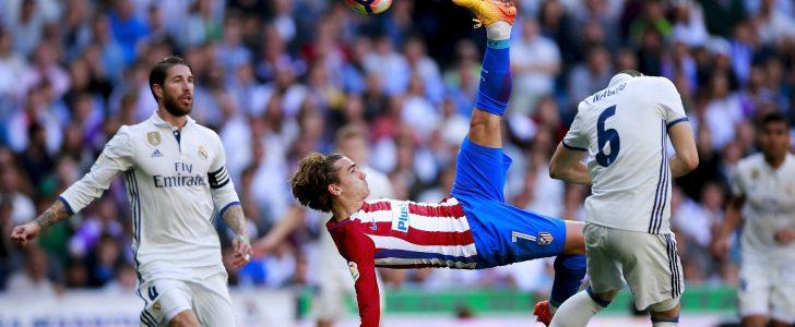 جريزمان لا يستبعد إمكانية انتقاله إلى ريال مدريد