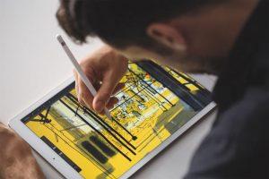 خاصية Cintiq ستتوفر قريباً في لوحيات iPad Pro القادمة من شركة آبل