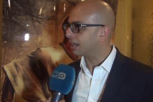 في 18 مايو مناقشة كتاب أرض الإلة للكاتب أحمد مراد