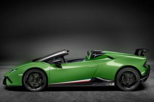 صور توقعية لسيارة لامبورغيني هوراكان Performante سبايدر